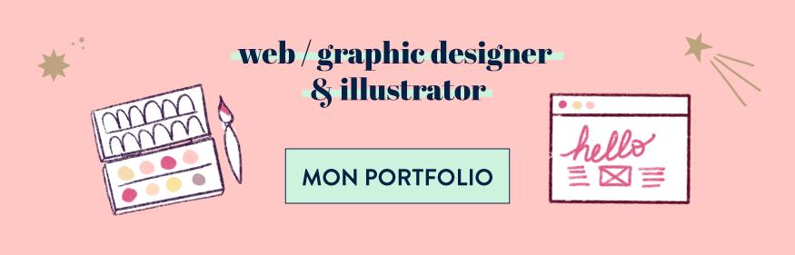 elodie ascenci - portfolio graphiste et illustratrice