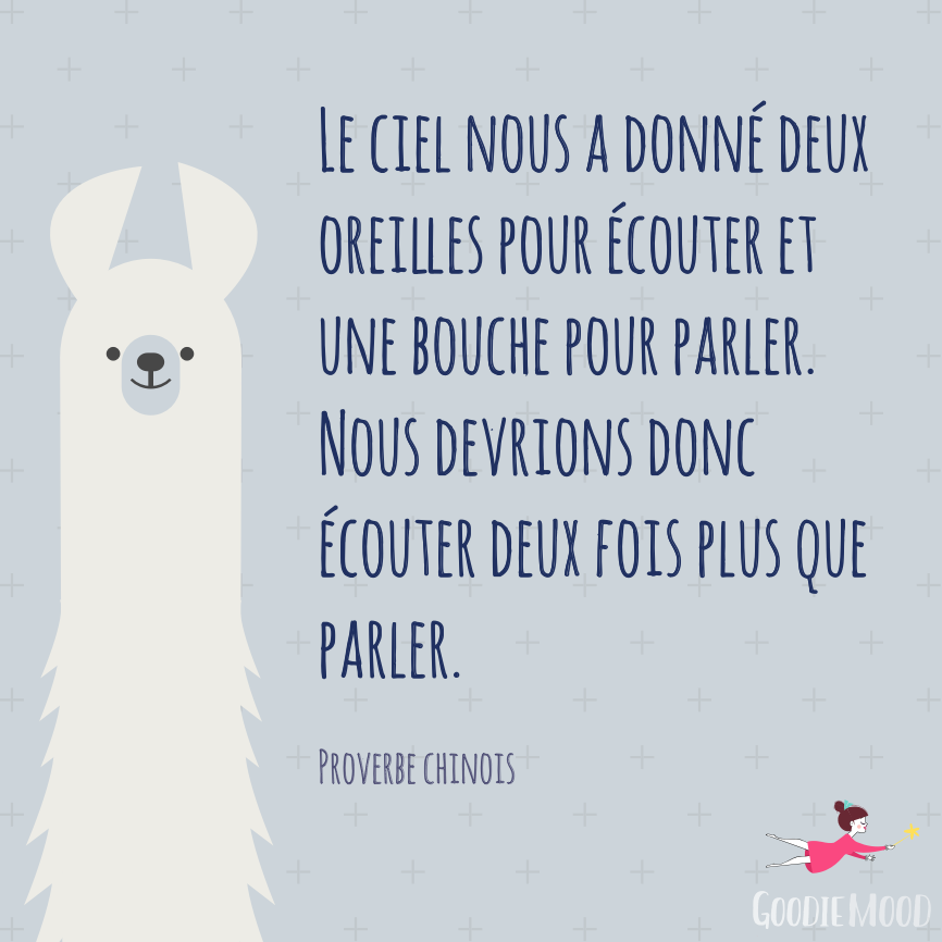 proverbe chinois blog