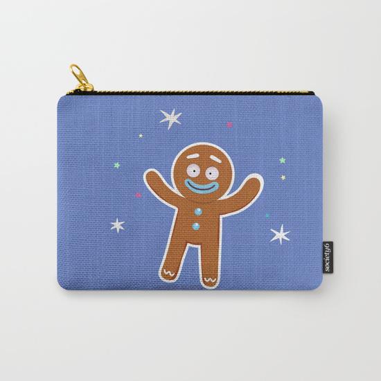 boutique goodiemood-gingerbread-man-pochette