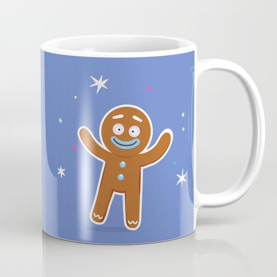 boutique goodiemood-gingerbread-man-mug