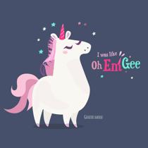 shop unicorn illustration