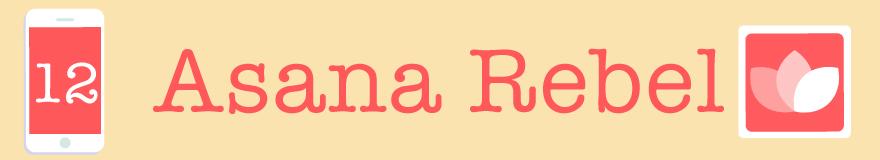 asana rebel app