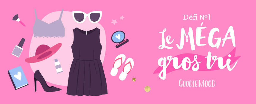 Défi personnel : Trier, ranger, organiser comme les Minimalistes - Sur Goodie Mood le Blog Feel Good et Créativité ⭐️#minimalism #netflix #minimaliste #minimalisme #documentaire #infographie #graphisme #blog #intention #consommation #succes #changerdevie