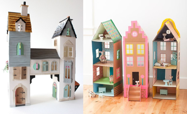 diy dollhouse creativite