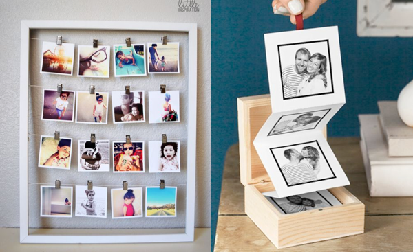 DIY photo souvenir