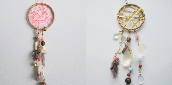 goodiemood diy dreamcatcher