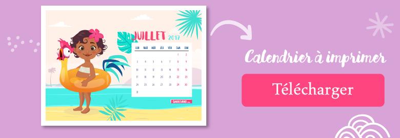 télécharger le calendrier à imprimer pour juin 2017