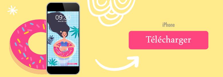 télécharger le fond d'écran pour iphone pour juin