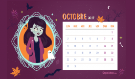 wallpaper octobre 2017 goodie mood halloween vignette