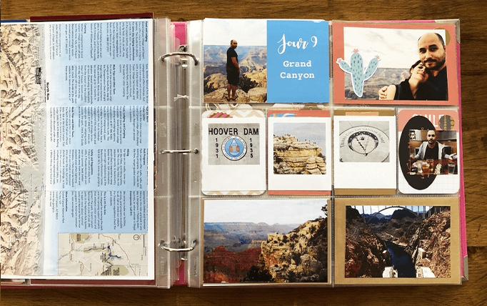 Projectlife : album photo scrapbooking 12