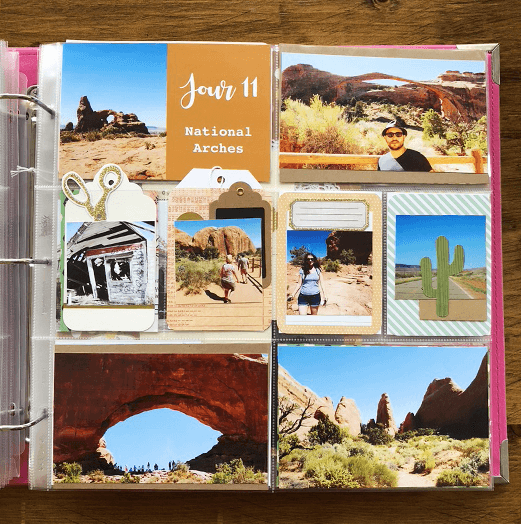Projectlife : album photo scrapbooking 15