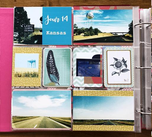 Projectlife : album photo scrapbooking 19