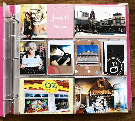 Projectlife : album photo scrapbooking 20