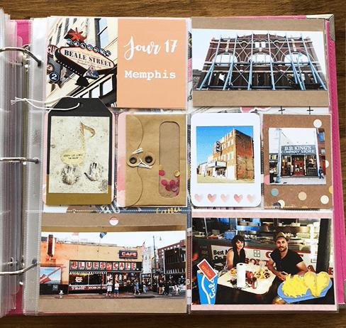Projectlife : album photo scrapbooking 22
