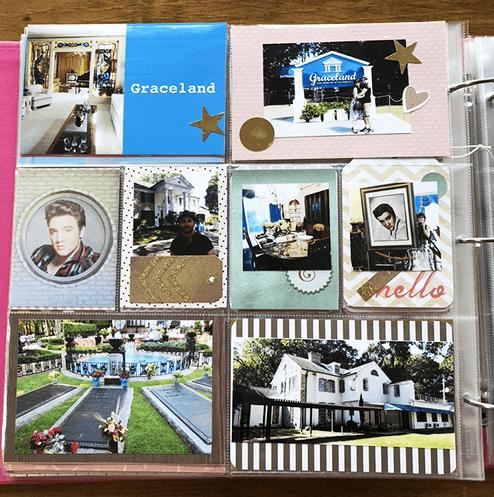 Projectlife : album photo scrapbooking 23