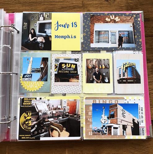 Projectlife : album photo scrapbooking 26