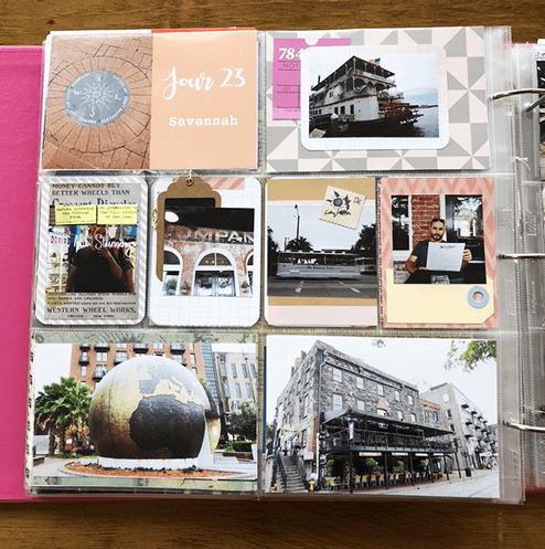 Projectlife : album photo scrapbooking 30