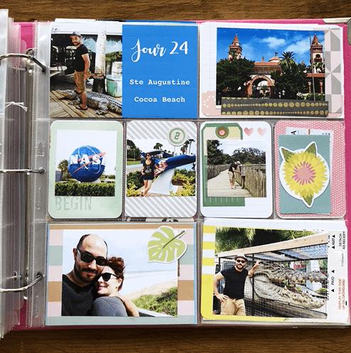 Projectlife : album photo scrapbooking 31