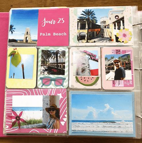 Projectlife : album photo scrapbooking 32