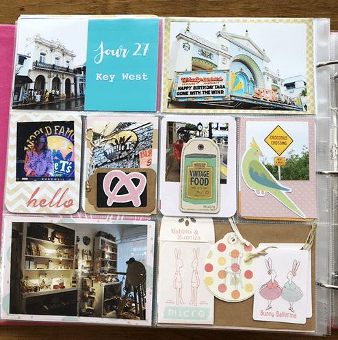 Projectlife : album photo scrapbooking 34