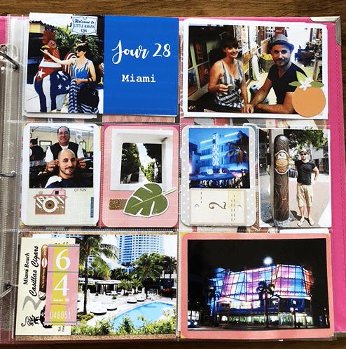 Projectlife : album photo scrapbooking 35