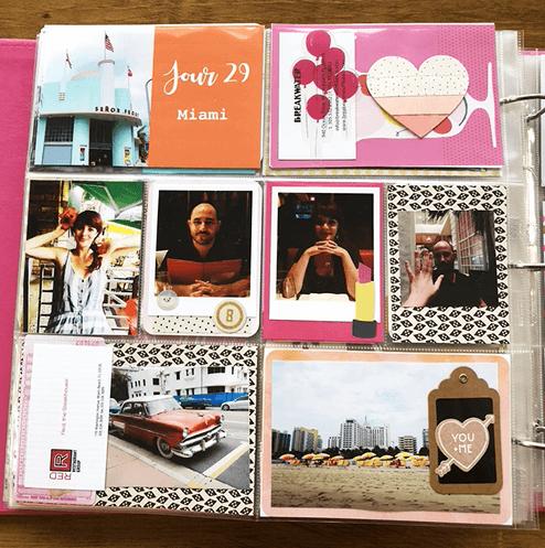 Projectlife : album photo scrapbooking 36