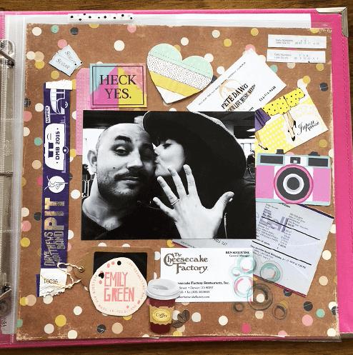 Projectlife : album photo scrapbooking 40