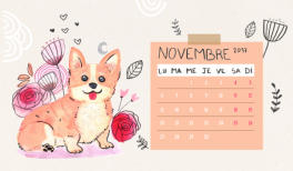 corgi illustration blog