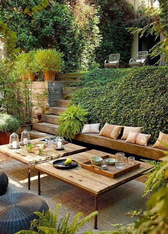 terrasse cozy