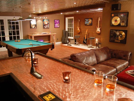 man cave ultime