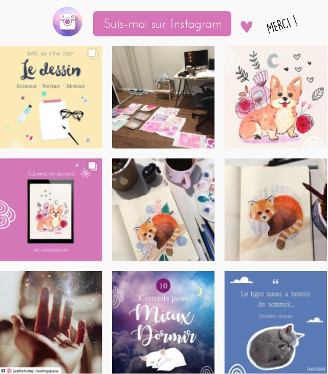 suivre le blog goodie mood sur instagram