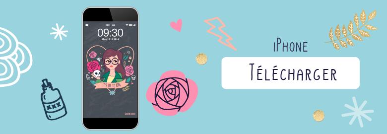 Calendrier février 2018 - Daria et St Valentin - gratuit pour téléphone