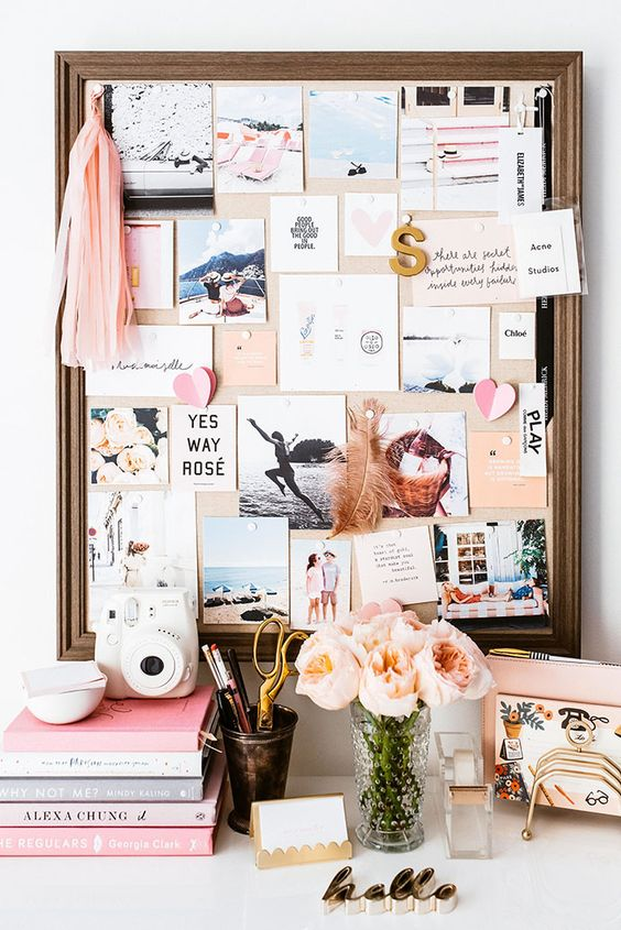 Inspiration pour inspiration board et motivation 3