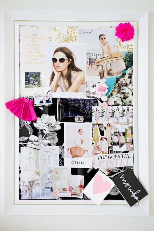 Inspiration pour inspiration board et motivation 1
