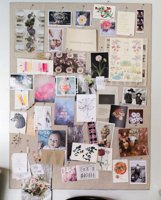 Inspiration pour inspiration board et motivation 4