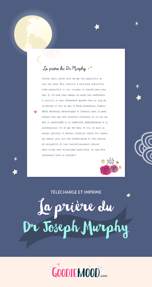 ⭐️ Insuffle un peu de magie à ta matinée en récitant cette prière du Dr Joseph Murphy, auteur et psychologue spécialisé dans le pouvoir du subconscient par l'auto-suggestion . ⭐️ #josephmurphy #priere #optimisme #motivation #bonnehumeur #feelgood #autosuggestion #loidattraction #Loi #attraction #magie