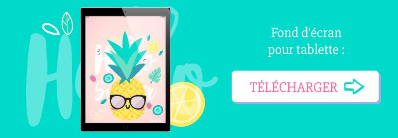 🍍Télécharge gratuitement ton calendrier pour juin 2018 pour ta tablette, avec Anna l'ananas qui est prête pour l'été ! Sur ⭐️Goodie Mood, le blog feel good et créativité #wallpaper #calendrier #juin #hellosummer #ete #gratuit #printable #goodie #ananas #illustration