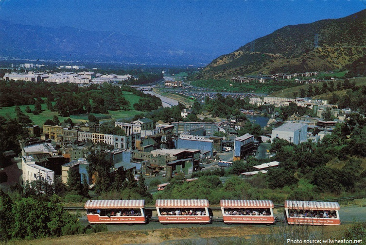 Histoire de Universal Studios Hollywood