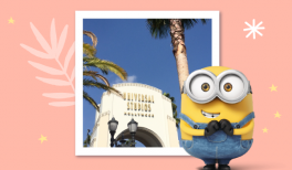 🌴Une journée à Universal Studios d'Hollywood ! Sur Goodie Mood, le blog Feel Good d'une française expatriée à Los Angeles. #universalstudios #hollywood #californie #expat #LosAngeles #Attraction #Parc #HarryPotter