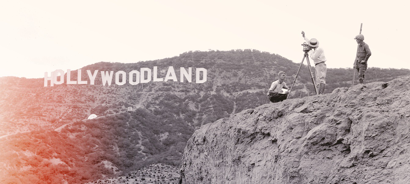 20 fun facts sur Los Angeles - SIgne Hollywoodland