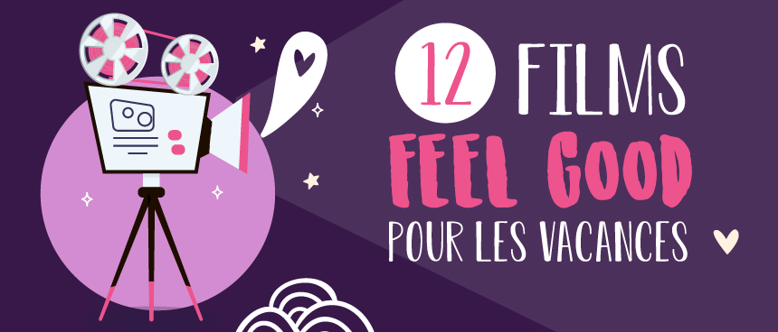 🎬 Découvre 12 films Feel Good à voir ou à revoir durant les vacances pour booster ta bonne humeur tout en restant au chaud sous un plaid ! ☕️ Sur Goodie Mood le blog Feel Good et Créativité ⭐️ #film #liste #cinema #feelgood #bonnehumeur #girly #comedie #vacances #automne #cocoon #ifeelpretty #jumanji #dirtydancing #crazyrichasians