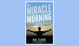 Book summary of The Miracle Morning - Hal Elrod