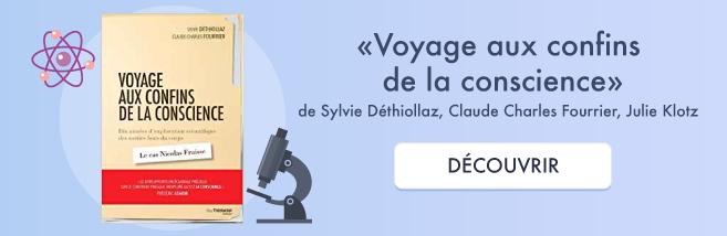 """Découvrir le livre """"Voyage aux confins de la conscience"""""""