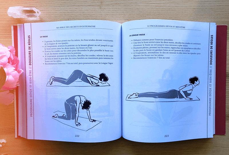 """""""Ma Bible des Secrets d'Ostéopathe"""" d'Astrid Béguin 2"""