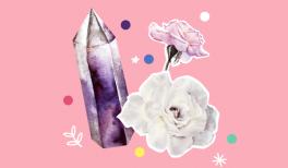 La signification des couleurs des cristaux et roches