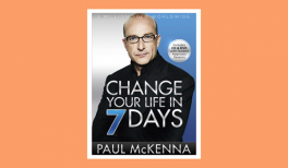 "Read the summary of the book ""Change your life in seven days"""
