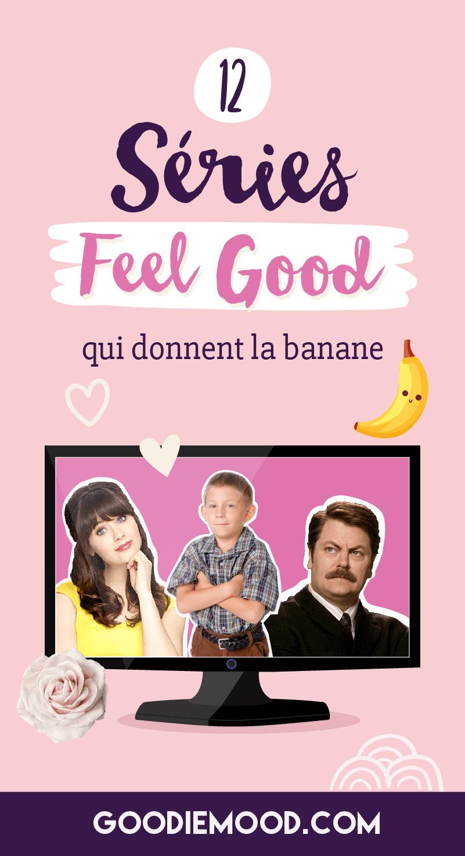 12 séries Feel Good qui mettent de bonne humeur !