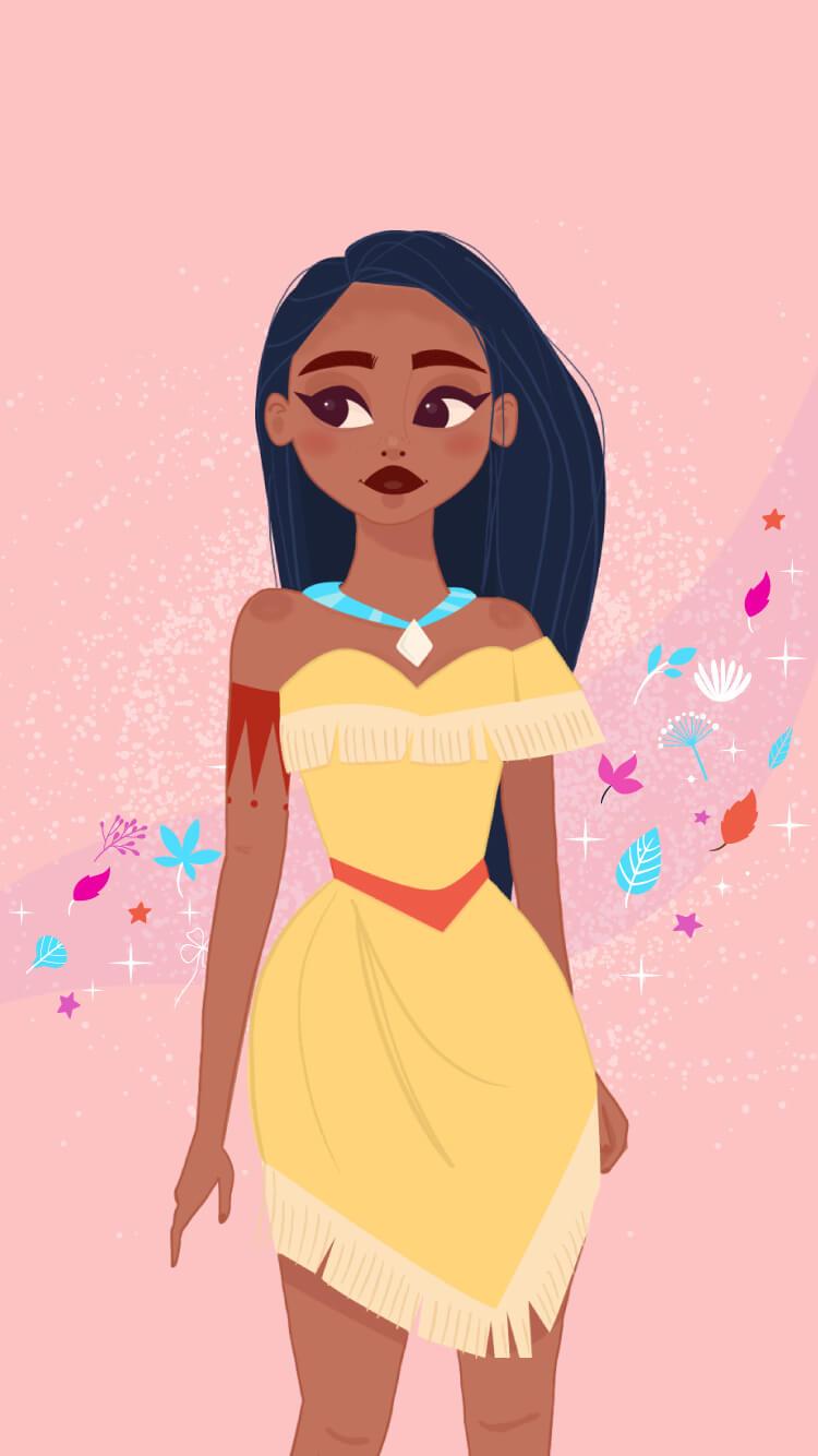 Fond D Ecran Pour Mai 2019 Pocahontas Goodie Mood
