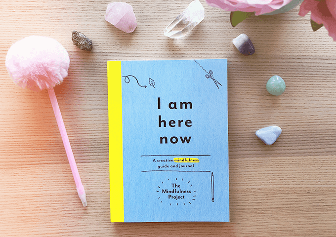 I am here now de The Mindfulness Project