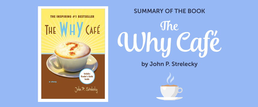 Summary of the Why Café #whycafe #johnpstrelecky